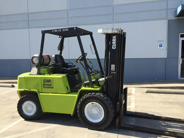 1  Forklifts  Equipment