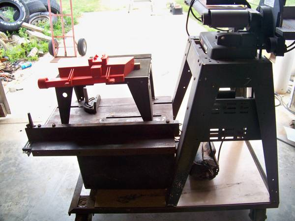 Sander,table saw and router (Texarkana)
