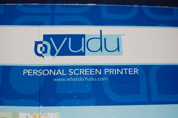 Yudu Screen Printing Machine - $100 (Lone Star)
