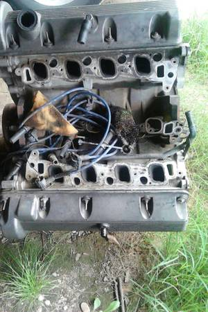 99-04 mustang gt engine - $300 (New Boston tx)