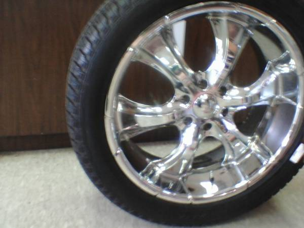 03-up ford f150,expedition 22 6 lug rims - $600 (texarkana)