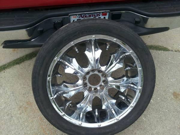 22 U2 RIMS - $450 (Hope, Ar)