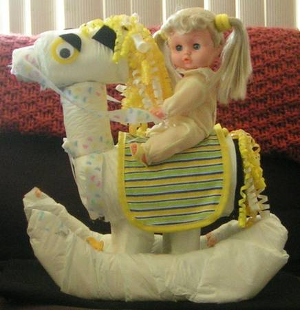 Unique Diaper Cakes (2006 W. 7th St. Texarkana Texas 75501)