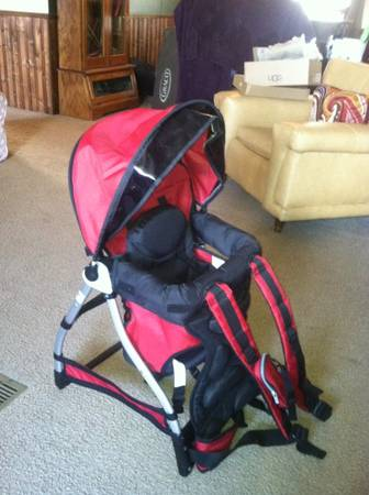 Chico backpack baby carrier -   x0024 20  Texarkana  Tx