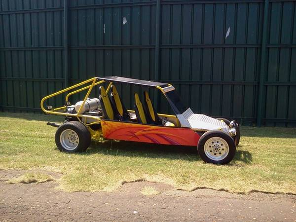 4 seater STREET LEGAL Dune Buggy Sand Rail TRADE for Or sell $7500