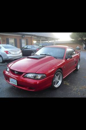 1994 Ford Mustang GT - $5500 (Texarkana, Texas)