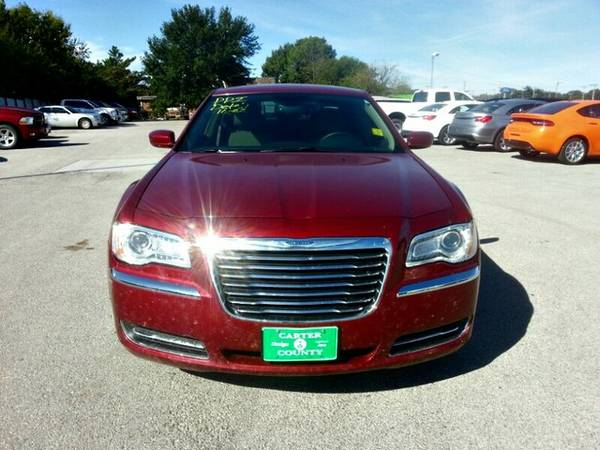 Hop into Comfort in this Chrysler 300