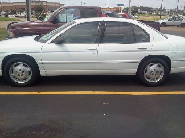 1999 Chevrolet Lumina LS -Very Low Miles - $2750 (Wake Village, TX)