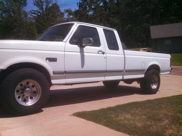 1996 Ford F250 - $2500 (hot springs)