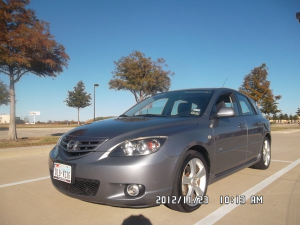 Mazda3 Hatchback 2004 Auto Clean title(Please make reasonable offers)  - $10000 (Mckinney Tx)
