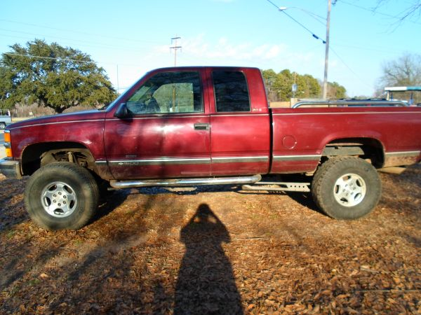 97 Chevy Z71 - $5500 (Texarkana)