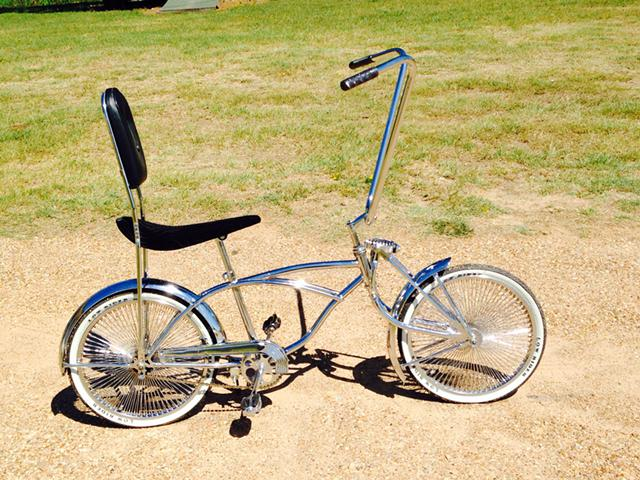 $500, Lowrider Bicycle
