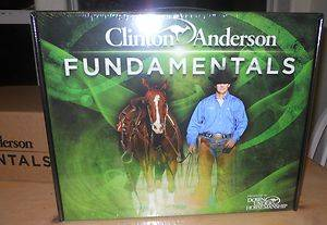 clinton anderson fundamentals and advanced series dvds - $399 (kemp)