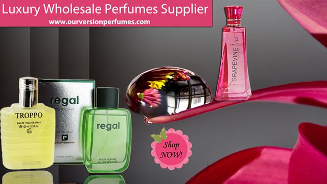 5  perfumes supplier in USA