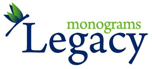 Legacy Monograms  Embroidery