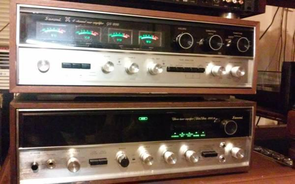 $1, Vintage and Modern Home Audio  Stereo Gear