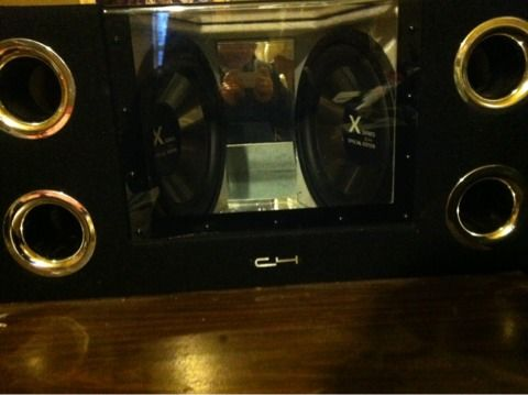Two 12 C4 Subwoofers for vehicle or home system - $350 (Texarkana Arkansas)