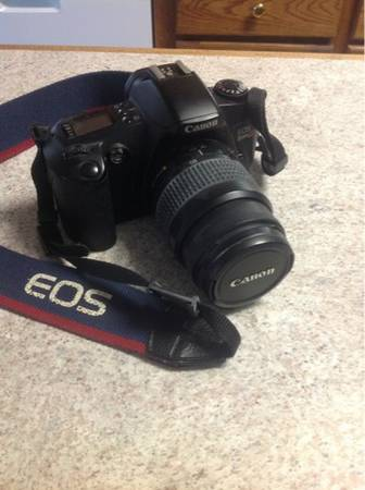 Canon EOS Rebel G 35mm camera - $25 (Texarkana )