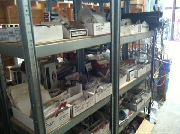 Small engine parts sell-out - $1 (Hot Springs,AR)
