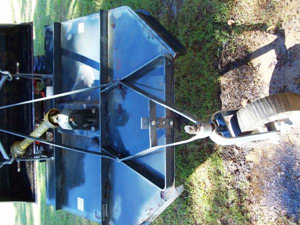 5 ft Modern Ag Bush Hog - $400 (Hollis Arkansas)