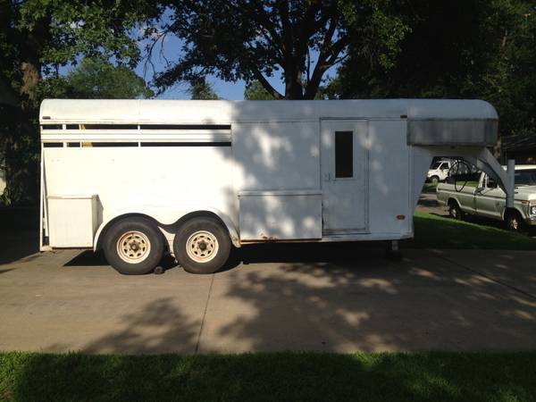 1976 FORD F100 TRUCK and HORSE TRAILER - $4000 (ARLINGTON TEXAS)