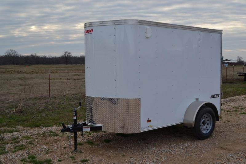 $1,995, 2015 Pace American Enclosed Cargo Trailer 5x8 Single Axle
