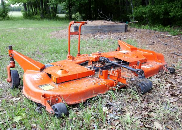 Kubota 6ft Belly Mower - $1900 (Atlanta, Texas)