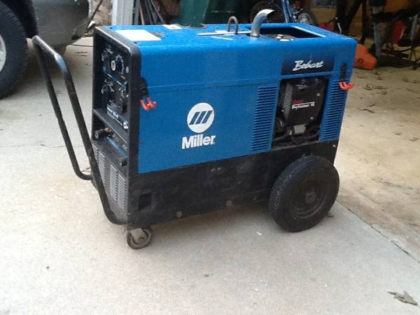 Miller Bobcat 225 NT - $2600 (So. ar.)