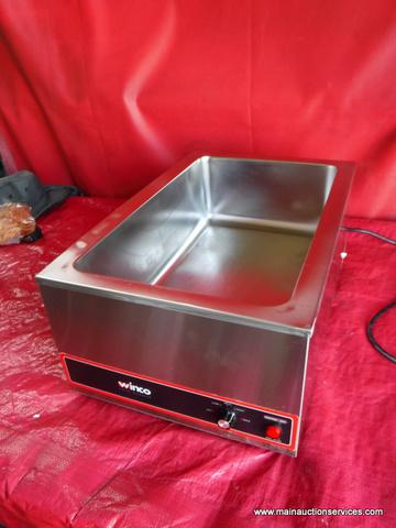 1  WINCO ELECTRIC food warmer  restaurant equipment