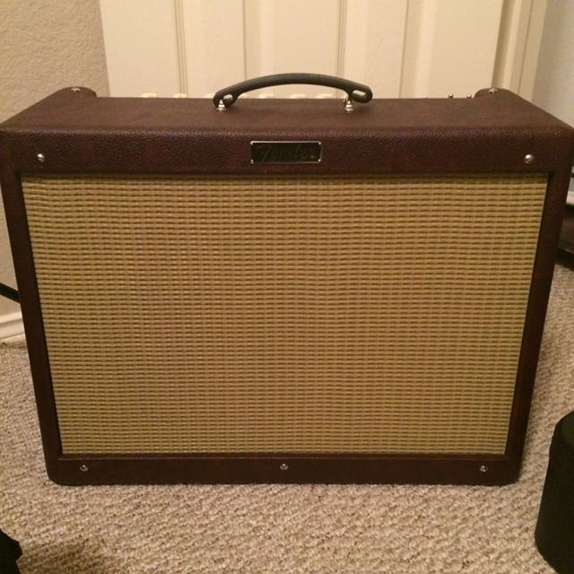 Fender Hot Rod Deluxe III tube lifier $900