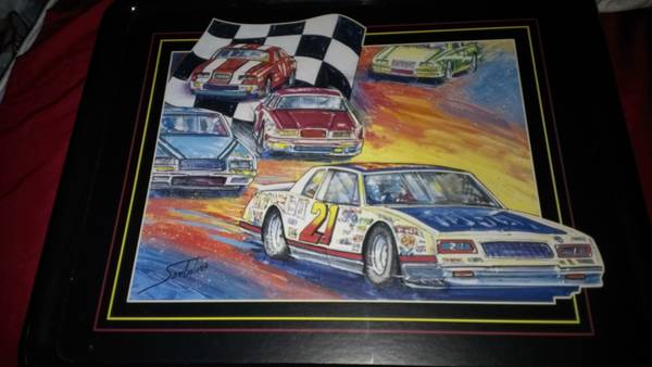 Racing Nascar painting -  150  texarkana