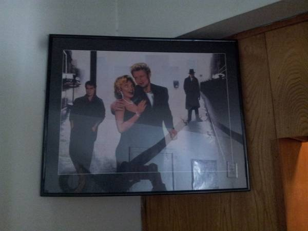 Marilyn Monroe and James Dean Picture - $10