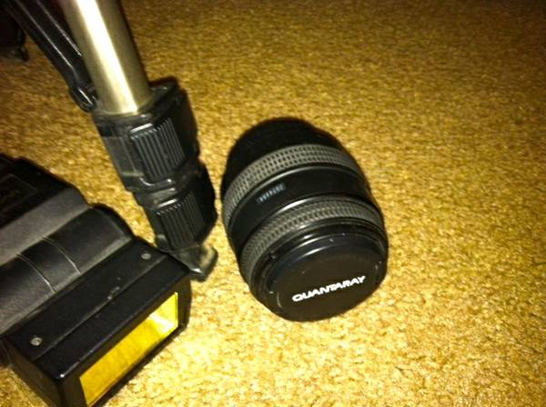 Cannon Rebel X EOS Camera Accessories - $300 (Fouke, AR)