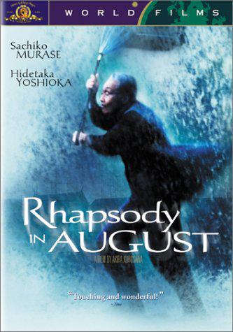 Aug  4 Rhapsody in August  remembering the bombing of Nagasaki