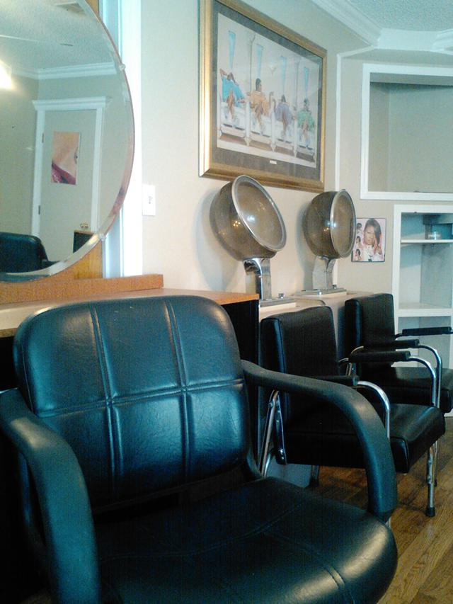 You do hair part time come rent my stylist station part time