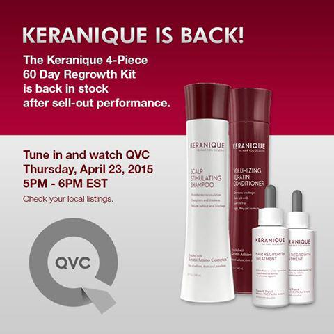 Keranique Hair Regrowth Solution  A Best Selling Product From The Brand