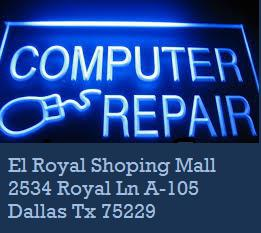 Repair Cell phones Computers