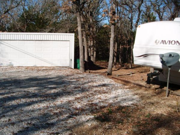 $150 RV Lots - Vacation Rental at Lake Texoma (Gordonville, TX)