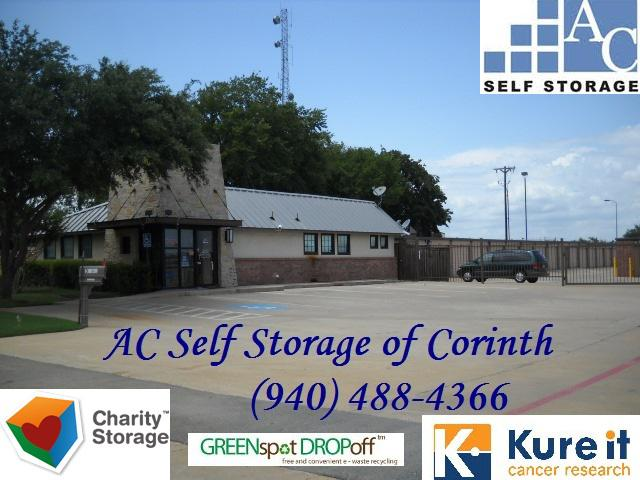 50 off One Month of Storage 940-488-4366