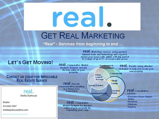 Get Real Real Estate Services