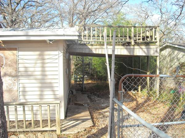 - $12000 2br - FIX-R-UP-R 14mi from beachboat r (Lake Texoma)