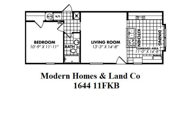 Homes Starting at 18,900 (Ardmore)