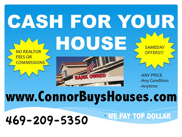 Want To Sell Your Home For Top Dollar We Buy Houses Fast - CASH