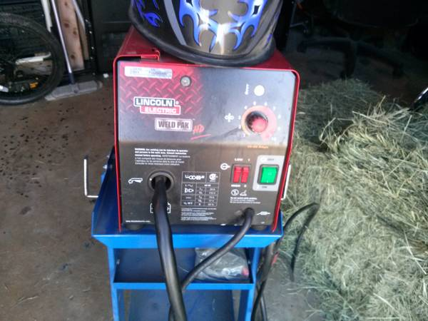 Flux wire welder for old atv or guy stuff -   x0024 250  hugo ok