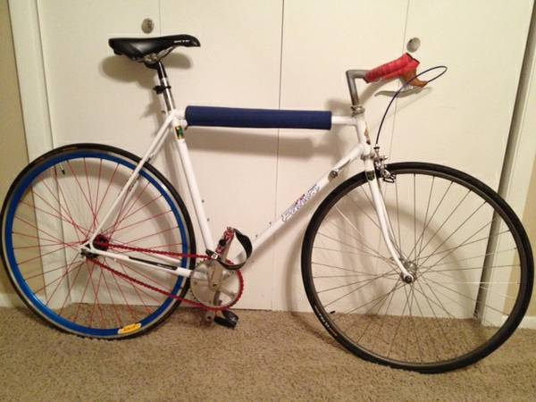 Custom Single Speed  Fixie - $550 (Irving)