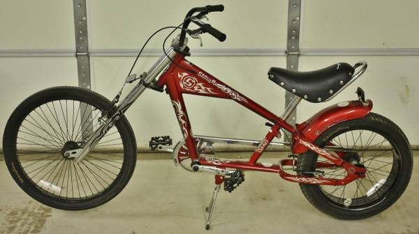 Schwinn Stingray Chopper 20 Bicycle Bike - $375 (Fort Worth,Weatherford,Azle,Aledo)