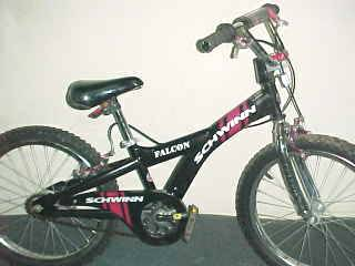 Young Boys (5-8 yrs) Schwinn Falcon 20 .... good cond. - $40 (NW OKC)