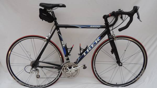 Trek 2200 - All Ultegra - Low Miles - Impeccably Maintained- 56CM - $700 (Frisco)