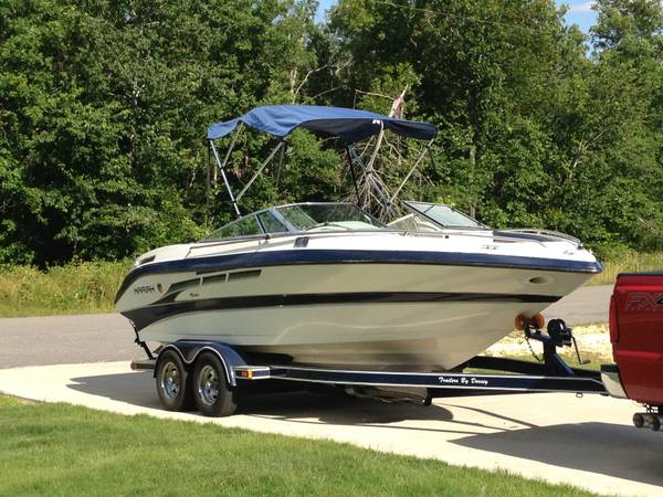22ft Mariah boat Talari Z 220 - $12000 (Sherman Texas )