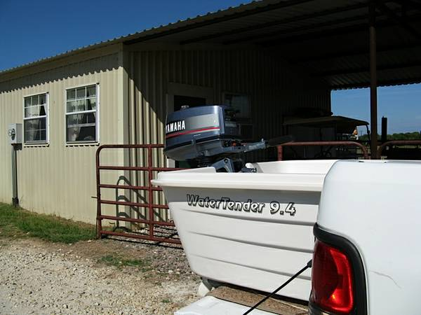 Water Tender 9.4 - $500 (Gordonville, TX)